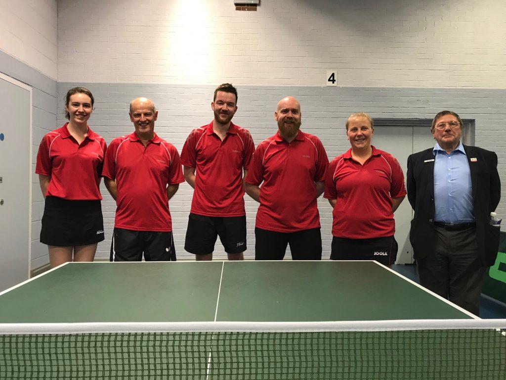 Warwickshire Senior 1st Team 2019
